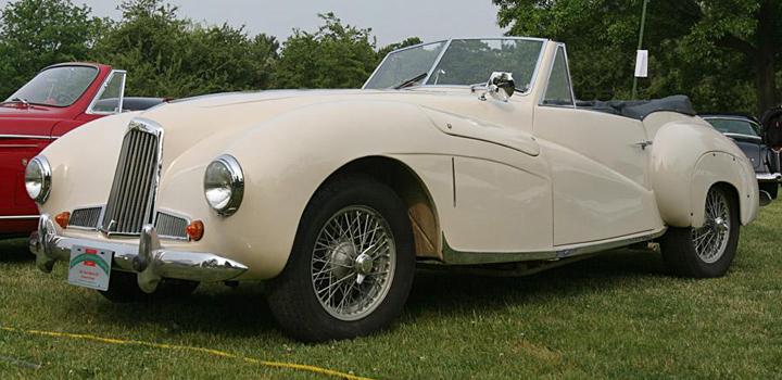 British Cars Of The 1940s And 1950s Monaco Motors Blog