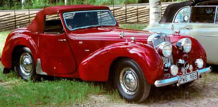 British Cars Of The 1940s And 1950s 171 Monaco Motors Blog